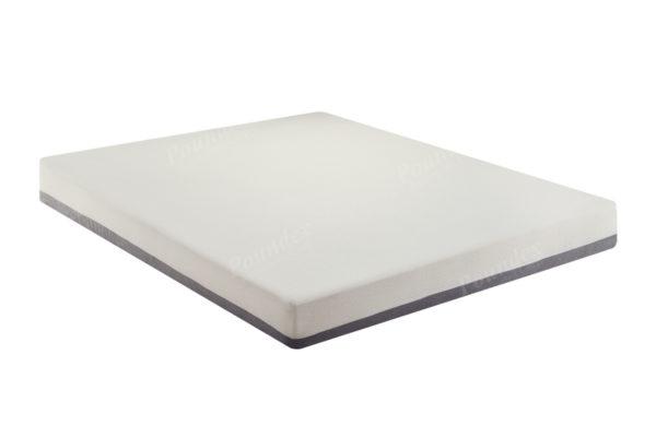 "8"" memory foam mattress"