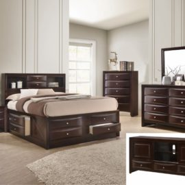 captains bed storage