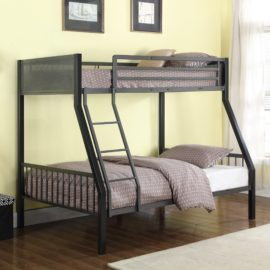 Twin Full Bunkbed workstation