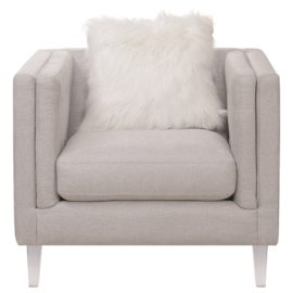 Hemet Modern living room with Acrylic Feet