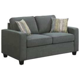 Brownswood Transitional Loveseat