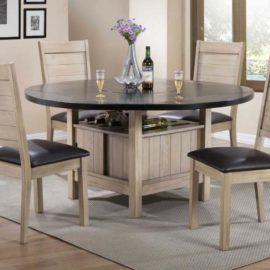 Ramona round dining set