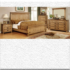 Avantgarde cottage bedroom set