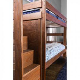 USA Hand made wood bunk bed