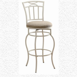 Cream barstool