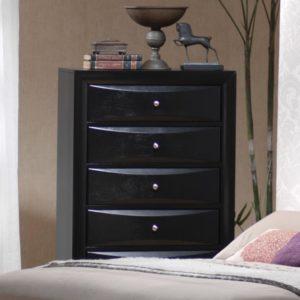 Briana captain bed storage