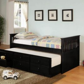 Storage Daybed Trundle