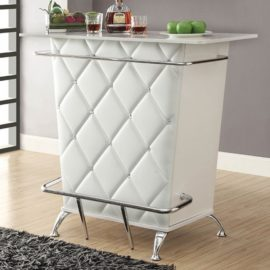 FUERO BAR TABLE Tufted with Crystals
