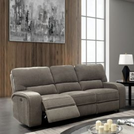 Contemporary Power recliner set