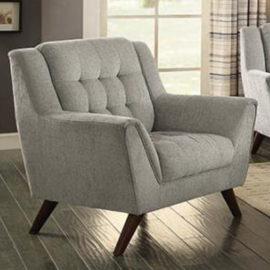 Modern Grey Accent chair
