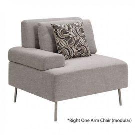 Bryn right arm chair