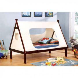 Debra tent white bed