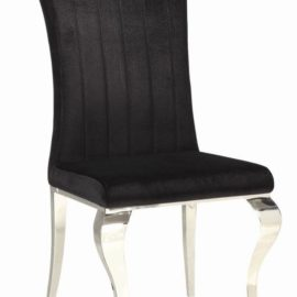 Barzini Dining Contemporary Black Dining chair