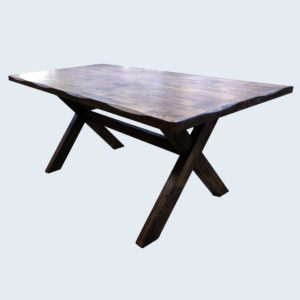 Alston Rustic Country design dining table