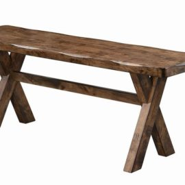 Alston Rustic Country design Bench