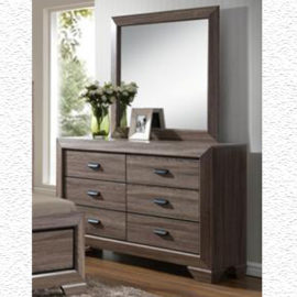 Farrow Contemporary Brown Bedroom Collection