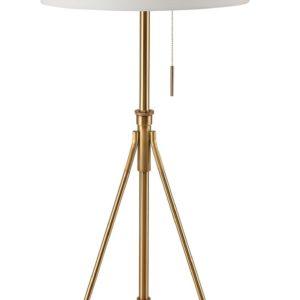 Zaya floor lamp gold