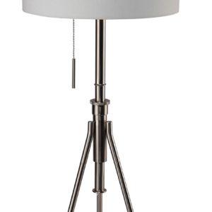 Zaya floor lamp Silver
