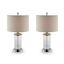 Scot Glass Table Lamp