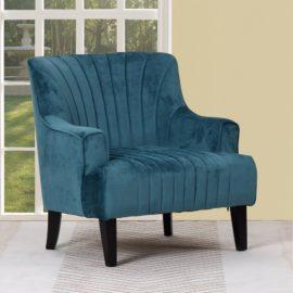 Blue A32 Accent Chair