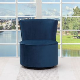 Blue A41 Accent Chair