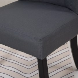 Blue A92 Grey Accent Chair