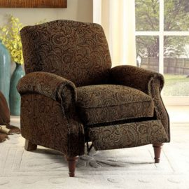 PAULETTE PUSH BACK CHAIR