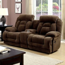 Grenville Brown Recliner