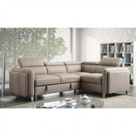 VERITY GREY SECTIONAL