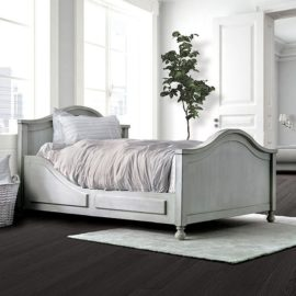 Lavis Antique White Bed