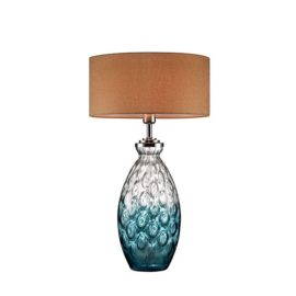 Cindy Hand Blown Glass table lamp