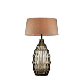 Elen Hand Blown Glass table lamp