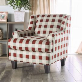 FILLMORE CHECKERED CHAIR