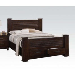 Panang bedroom collection Bed Frame