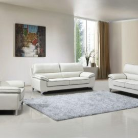 Modern Light Grey Sofa