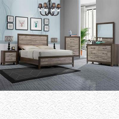 Jaren Two Tone Bedroom Set