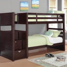 Elliot Stair Chest Bunk Bed
