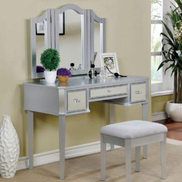 Clarisse White Vanity
