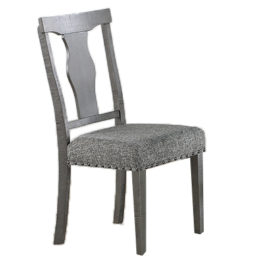Paradise II Grey Dining Chair