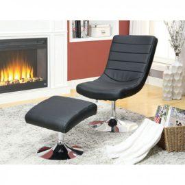 Valerie Lounge Chair & Ottoman