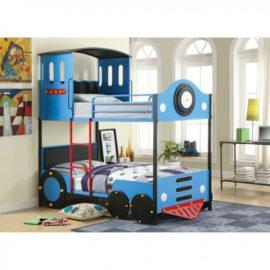 RETRO EXPRESS II TWIN/TWIN BUNK BED