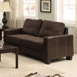 Laverne Brown Loveseat