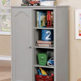 Diane Grey Closet Storage