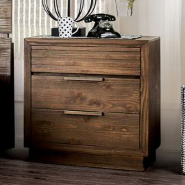 Tonola Brown Nightstand
