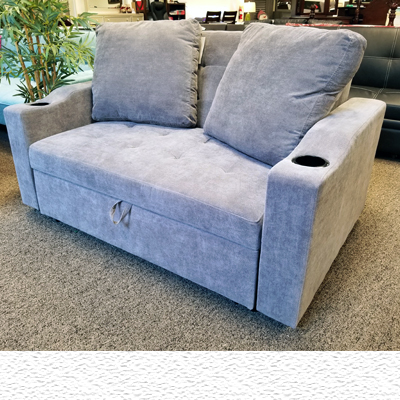 Paradise Convertible Sleeper Loveseat