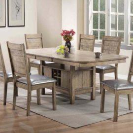 Ramona Rustic Dining Table
