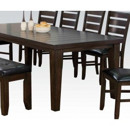 Urbana Espresso Dining Table