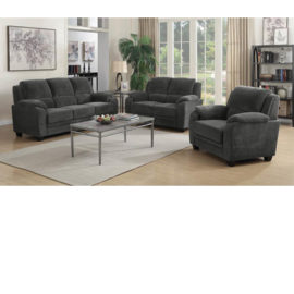 Northend Grey Sofa Set