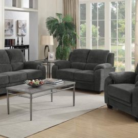 Northend Grey Sofa set