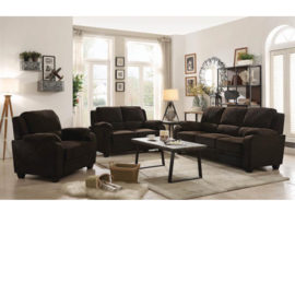 Northend Brown Sofa Set